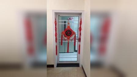 马上就要过年了,家里一定要挂上喜庆的中国结哟
