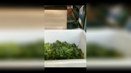 滚刀切青菜