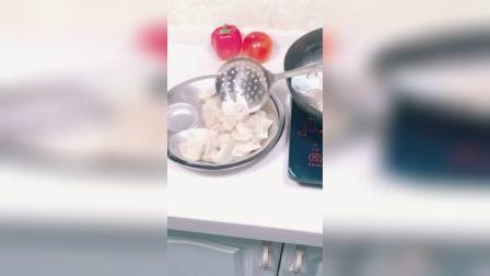 喜欢吃饺子的人,一定要用上不锈钢饺子盘