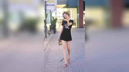 街拍性感和可爱,你选择哪一个呢