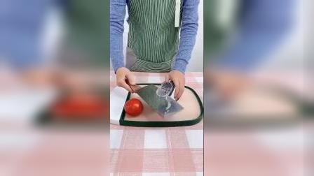快过年了,给家里买个电动磨刀器,做饭切菜不费力