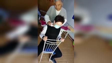 颈椎病用中医正骨手法,疗效佳!