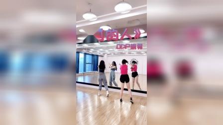青岛Lady.S舞蹈 欢快闺蜜舞《对的人》双人舞 夏季舞蹈