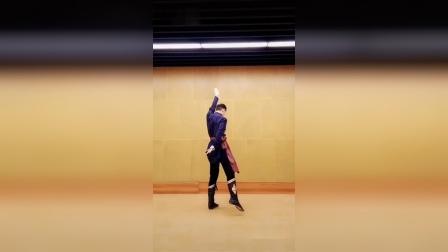 绕子龙:蒙古舞《鸿雁飞飞》背面完整版