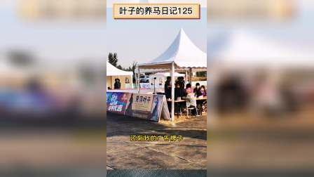 叶子的养马日记125-安平耐力赛