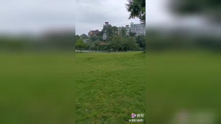 连州大云洲新貌