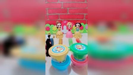 宝宝益智玩具:皇后这样分,你们有意见吗