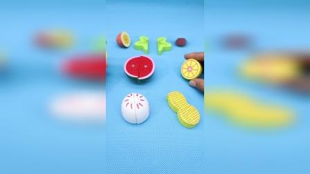 蔬菜水果配对合体