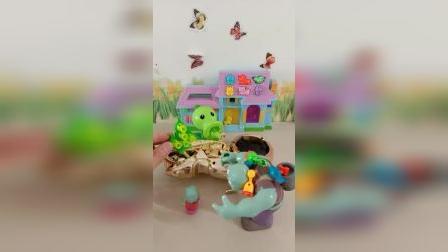 宝宝益智玩具:豌豆荚和多头豌豆要不要相信巨人僵尸。