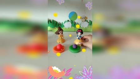 宝宝益智玩具:贝儿的柿子吃了什么长这么快
