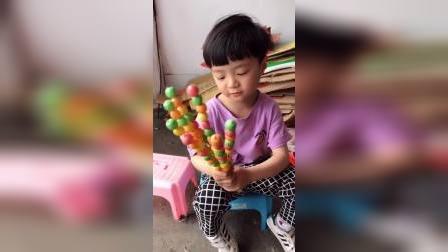 少儿:我有好多西瓜泡泡糖