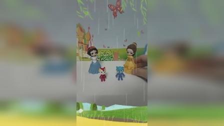 宝宝益智玩具:贝儿竟然让风暴长大去做坏事