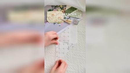 超简单折纸小信封