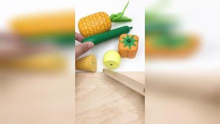 水果蔬菜切切乐,快来切水果啦