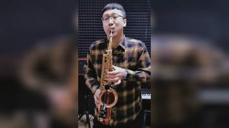 《秋恋》中音萨克斯完整版