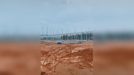点工乐园 在建工地2021年湖南常德德山工地