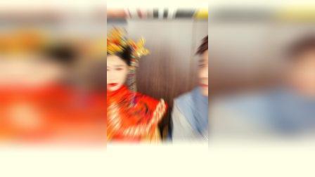 最美古典国风新娘妆_熊虎老师