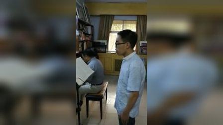 宜阳大嘴涛,2016年在郑州学习声乐培训了
