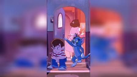 猫和老鼠:汤姆杰瑞被赶出家门,流落街头