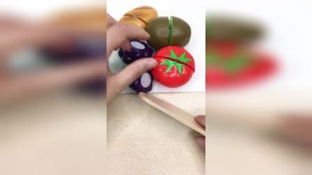 儿童简易水果蔬菜切切乐