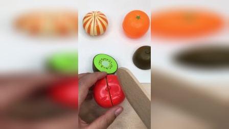 蔬菜水果切切乐玩具!