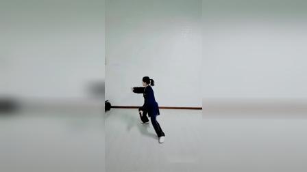 新编28式太极拳慢动作教学视频