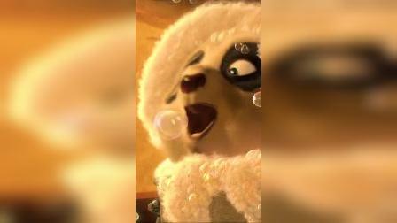 功夫熊猫,阿宝的幸福生活,真是一个吃货
