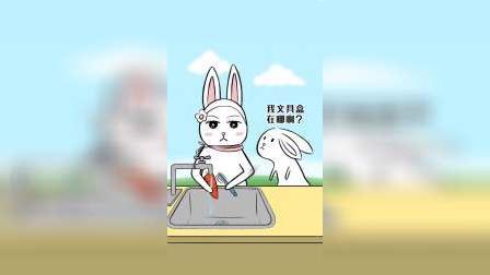 巴比兔:兔兔和妈妈的搞笑对话