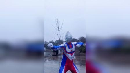 奥特曼vs蜘蛛侠
