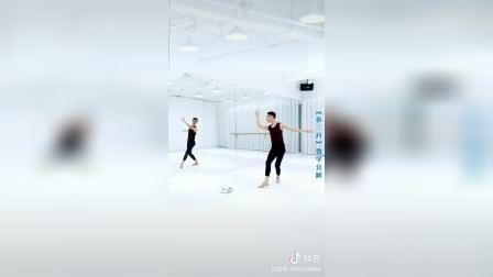 古典舞《春三月》镜面教学郭青天