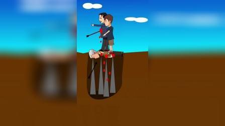 情感动画:损人利己只会害了自己!