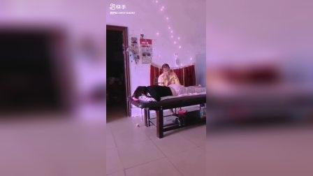 广东省遂溪县杨柑文化楼旁现代地天主,潘亚养,自制药水治病她第一节