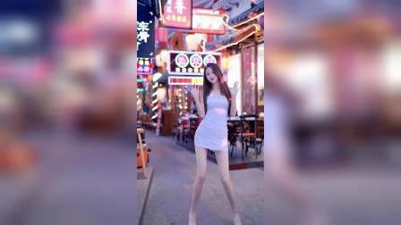 美女舞蹈:简单好学的舞蹈