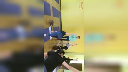 琳潇 一级流瑜伽121  肩颈脊椎