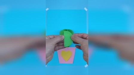 简单好看的立体仙人掌