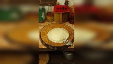 迷你厨房:榴莲饼,拉不拉丝的不重要了