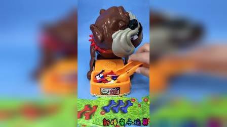 偷玩具小狗的骨头啦,你敢来挑战吗?