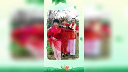 zhanghongaaa与粤地舞友(靓女们)的合影