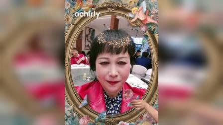 zhanghongaaa自拍 妇女节与舞友去饮茶
