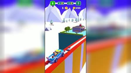 小游戏:魔性快递车