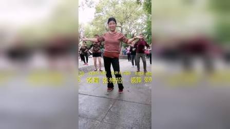文化宫广场晨练