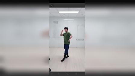 张新老师蒙古舞《丝路随想》第二期