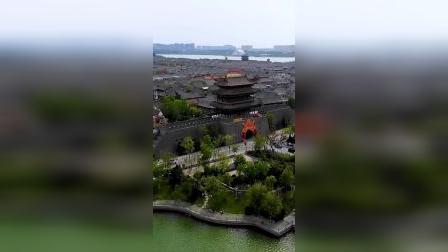 《深圳正旭佛缘》转载:山东聊城和东昌古城。