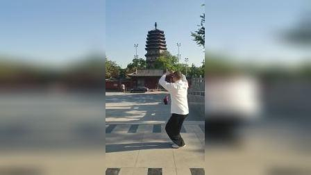 刘云龙八极拳小架二路