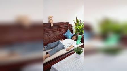 睡觉最怕枕边人打呼噜,给他试试这个止鼾神器吧