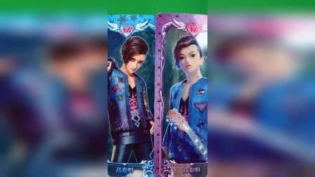 高泰明两张SR卡 哪一张更帅?
