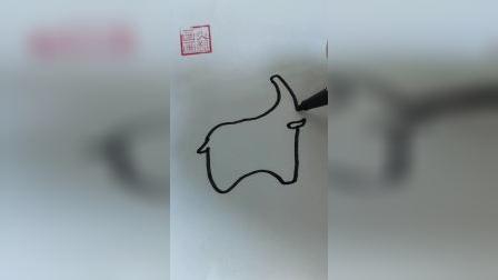 小象在抬头看什么呢