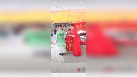 河南坠子,大宋金鸠记,演唱,王书香,李巧珠,拍摄,康楚阑,13526151731