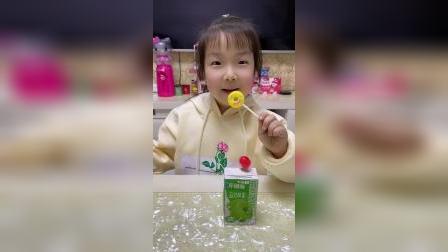 亲子游戏:这是什么棒棒糖