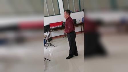 王瑞斌演唱吕剧《清风亭认子》选段:今日亭前两离分